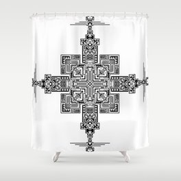 Expanse Shower Curtain