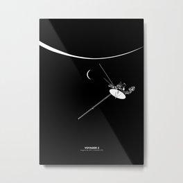 VOYAGER 2 Metal Print