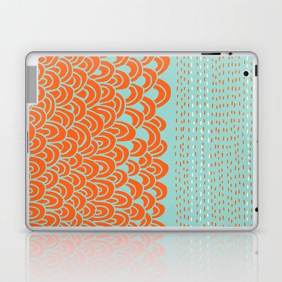 Infinite Wave Laptop & iPad Skin