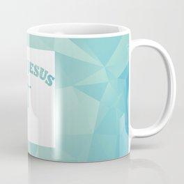 Only Jesus Coffee Mug