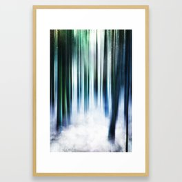 Magical Forests Framed Art Print