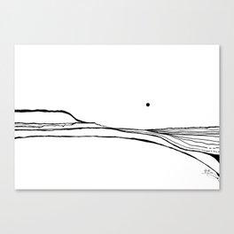 Landscape 110113 Canvas Print