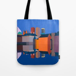 The Hague Double Faced Tote Bag