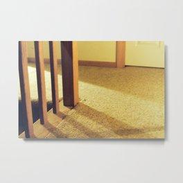 Stairwell, 2011 Metal Print
