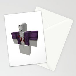 Injustice 2  Joker - Roblox Stationery Cards
