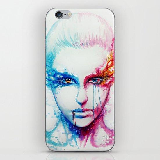 """""""Bipolarity"""" iPhone & iPod Skin"""