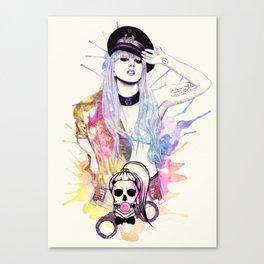 Bad Kids Canvas Print