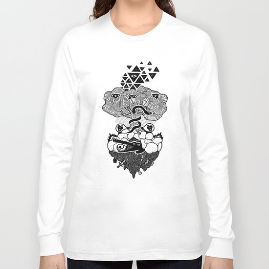 Hypnoisland Long Sleeve T-shirt