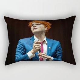 Gerard Way Rectangular Pillow