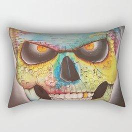 Mr. skull himself Rectangular Pillow