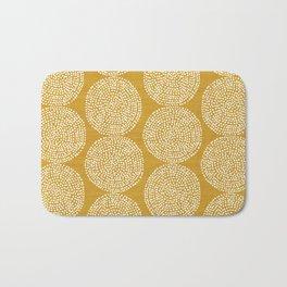 Beech in Gold Bath Mat