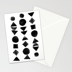 Geometry 3 Stationery Cards