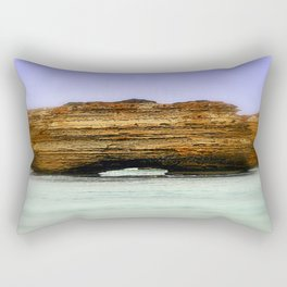 The Giants of the Ocean Rectangular Pillow