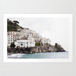 Amalfi Coast Kunstdrucke