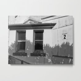 Building Number 2 Metal Print