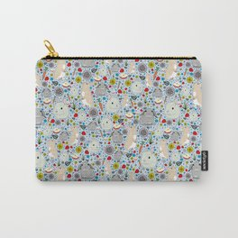 Bunny Rabbits Carry-All Pouch
