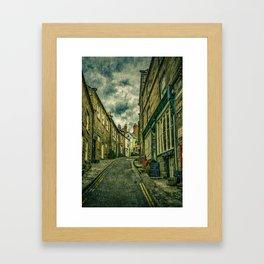 Kings Street Framed Art Print