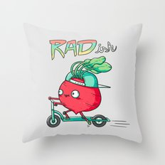 Ish Throw Pillow