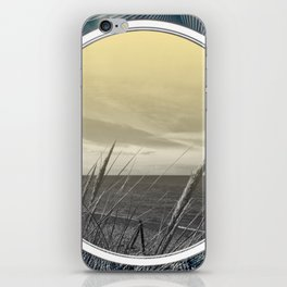 Before the Storm - diamond graphic iPhone Skin