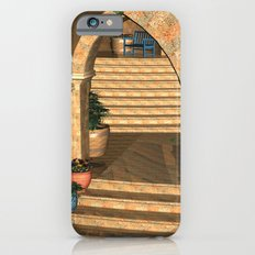 Old Town Stairs and Arches iPhone 6s Slim Case