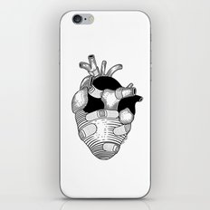 The strongest hearts have the most scars iPhone Skin