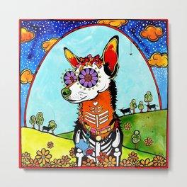 Chihuahua III Metal Print