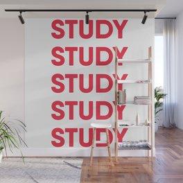 Study Motivation Pattern Wall Mural
