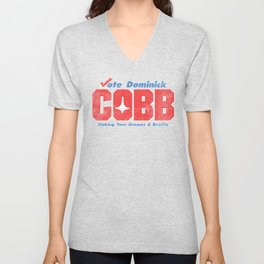 Vote Cobb Unisex V-Neck