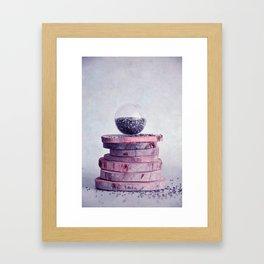 Chia I Framed Art Print