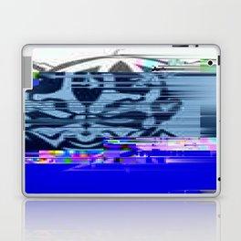 Glitchy Maul Laptop & iPad Skin