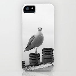 Who are you looking at iPhone Case
