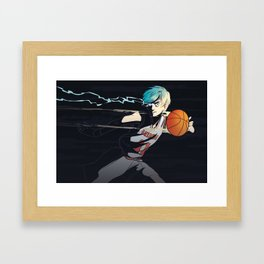 Phantom Sixth Man Framed Art Print