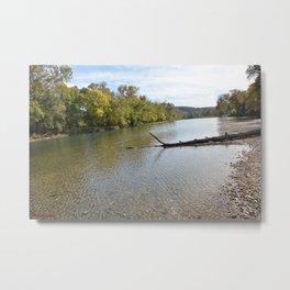 Hanging Rock & Peavine Hollow Series, No. 19 Metal Print