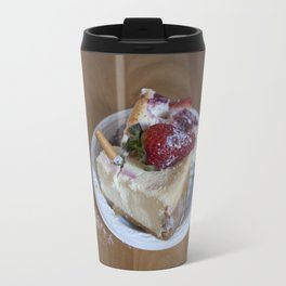 CHEESECAKE ASHTRAY Travel Mug