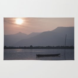 Sunset at Mekong Rug