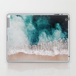 Ocean (Drone Photography) Laptop & iPad Skin