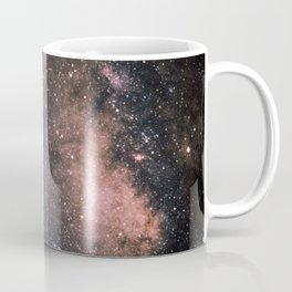 Halley's Comet and the Milky Way Coffee Mug