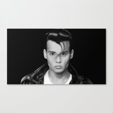 Cry Baby Canvas Print