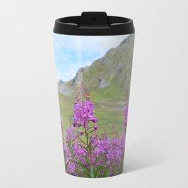Hatcher Pass Fireweed Travel Mug