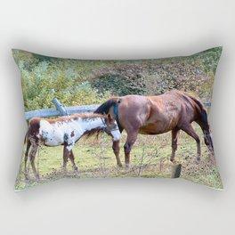 Nature Photo Rectangular Pillow