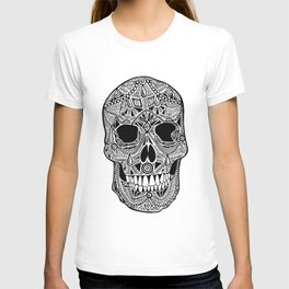 Jewelled Skull T-shirt