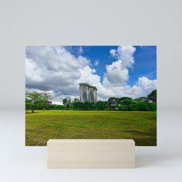Marina Bay Sands Mini Art Print