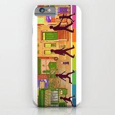 The Street I Grew up On iPhone 6 Slim Case