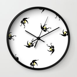 Failing at Falling Wall Clock