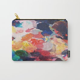 Paint Palette Carry-All Pouch