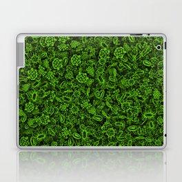 Green micropets Laptop & iPad Skin