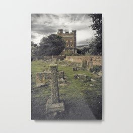 Tattershall Castle Metal Print