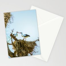 Hot kiss Stationery Cards