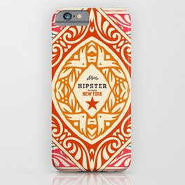 Hipster Style iPhone Case