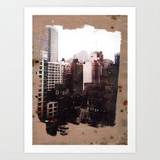 Vanished Art Print